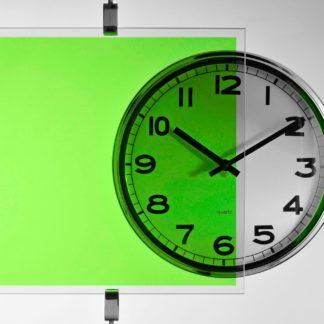 raam kleurfolie limoen groen