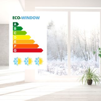 eco window isolatie raamfolie ultra