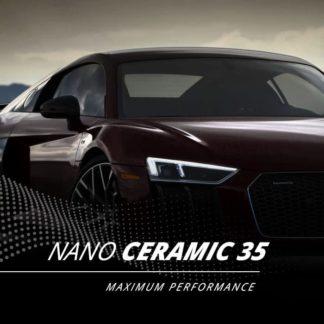 Nano Ceramic autoraam folie 35
