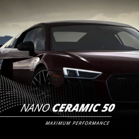 Nano Ceramic autoraam folie 50