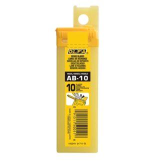 OLFA reserve afbreekmessen AB-10
