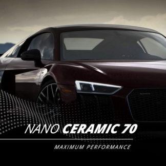 Nano ceramic autofolie 70